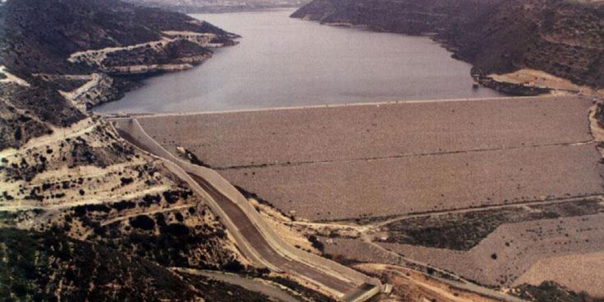 Kıbrıs'ın yüzey suları %90 oranında arttı