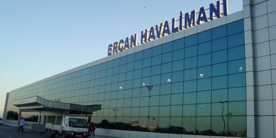 4 uçak Ercan'a inemedi