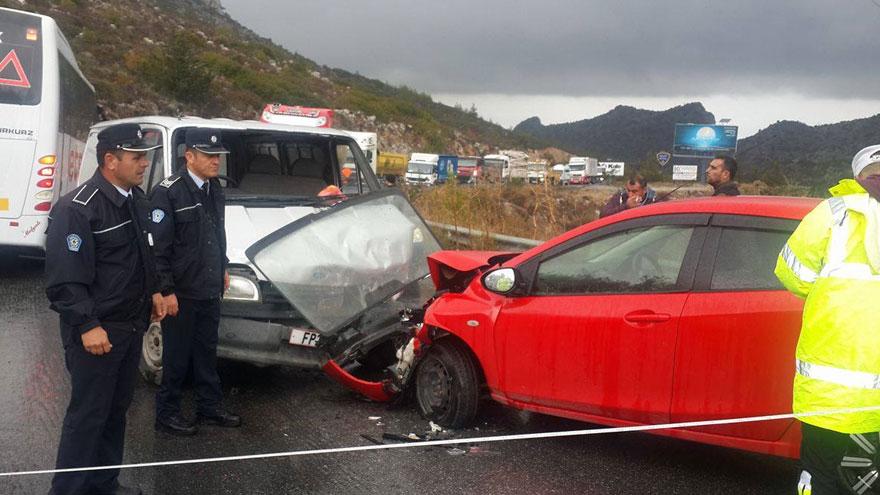 Kaza ve eylem Kıbrıs'ın güneyinde de yankı buldu