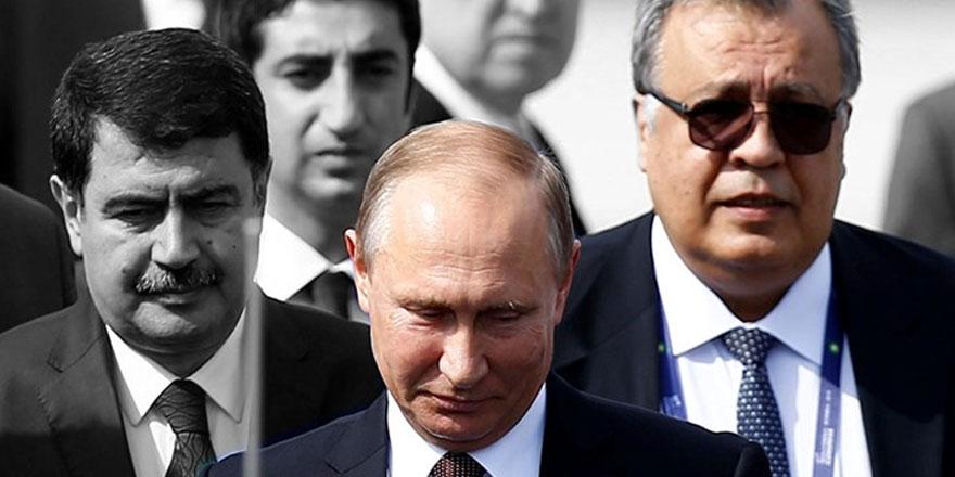Büyükelçinin ölümünü Rus ekip araştıracak