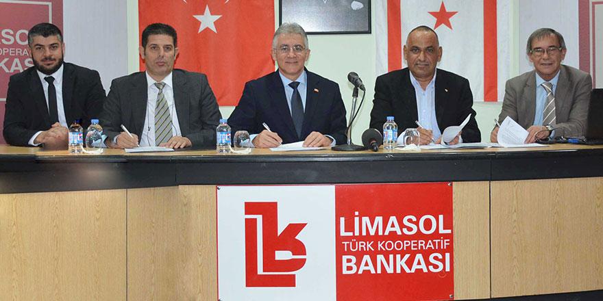 Futbol hakemleri Limasol Bankası güvencesinde