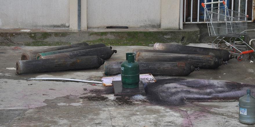 Devlet Laboratuvarı'ndaki yangın: Ucuz atlatıldı
