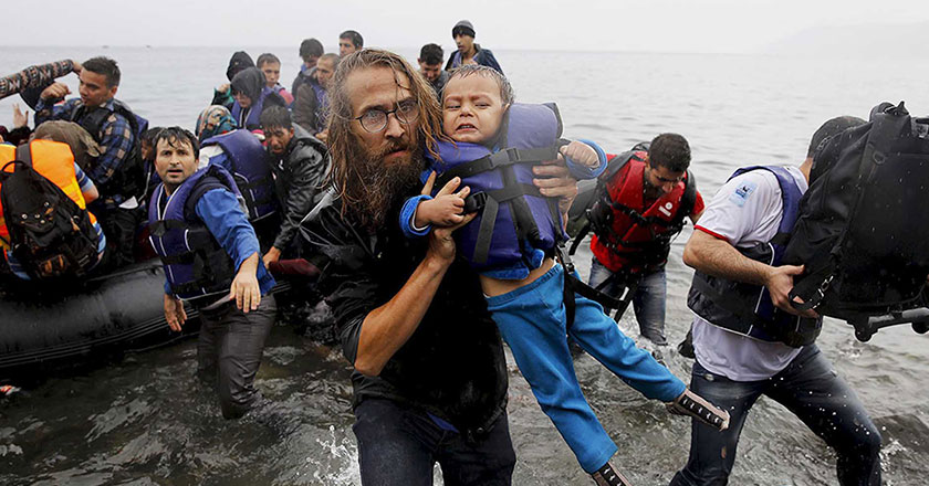 Akdeniz'de bu yıl 2 bin 400 mülteci öldü