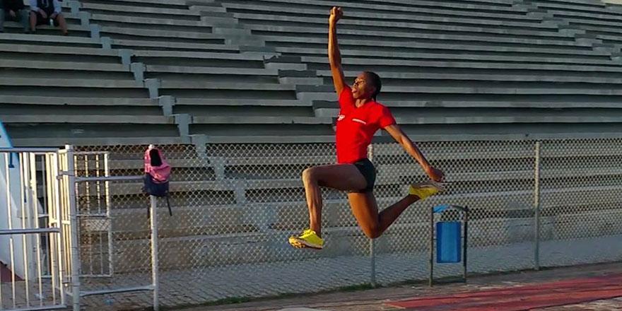Olimpiyat beşincisi DAÜ'de yarışacak