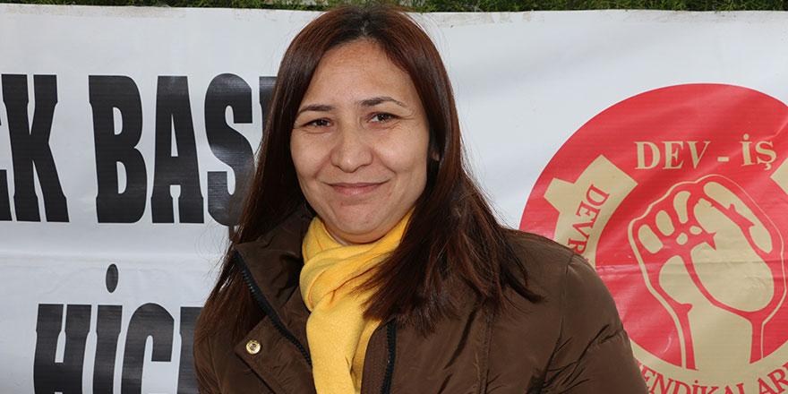 """Fatma Kerçin: """"Kız kardeşimin desteğiyle borçlarımı ödüyorum"""""""