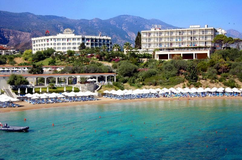 """Otelciler Birliği: """"Bayramda otellerde ortalama yüzde 75 doluluk bekliyoruz"""""""