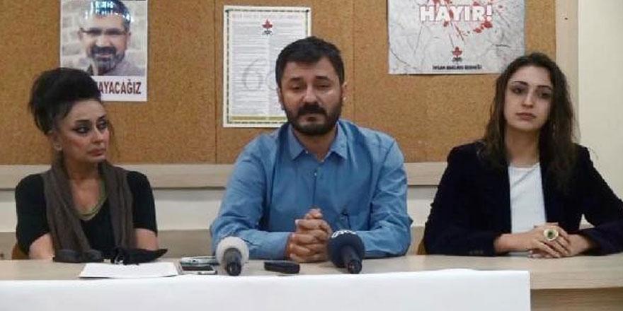 Efkan Bolaç basın toplantısı düzenledi