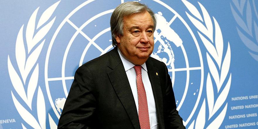 Akıncı, Brüksel'de Guterres ile görüşecek