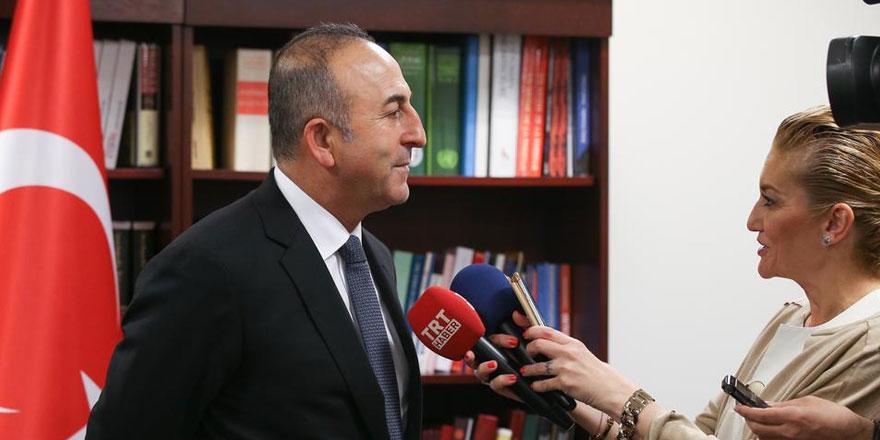 'Kıbrıs için tutumumuz olumlu'