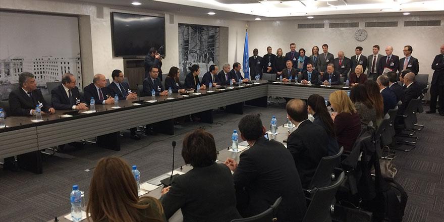 'Yunanistan ile G. Kıbrıs arasında görüş ayrılığı yok'