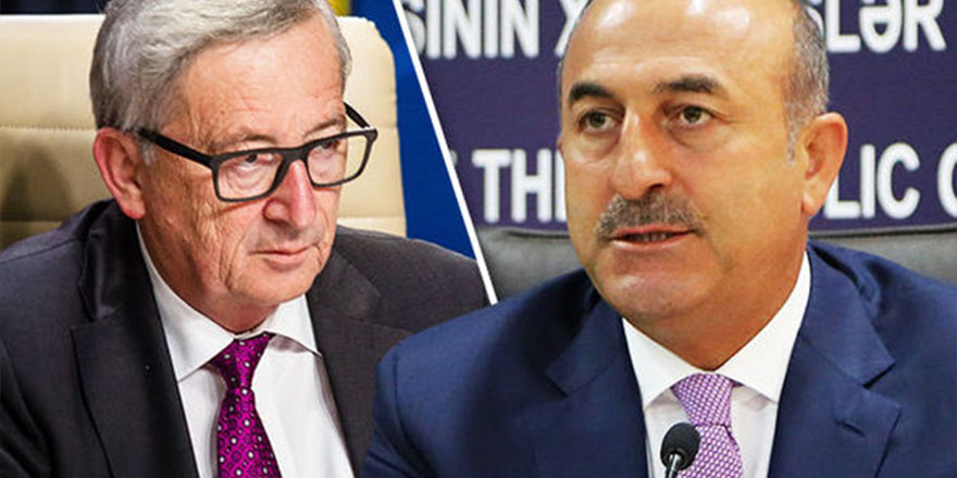 Cenevre'de Çavuşoğlu - Junker düellosu
