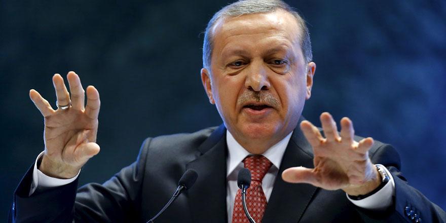 """Erdoğan: """"Kıbrıslı Türkler, ortak sahibi oldukları Ada'da asla 'azınlık' konumuna indirgenmeyecektir"""""""