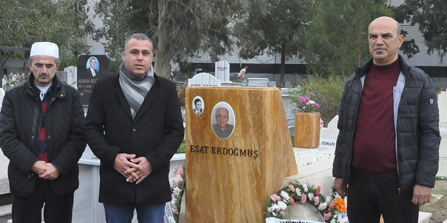 Hamitköy Esat Hoca'yı unutmadı