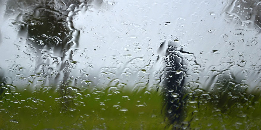 En çok yağış Esentepe ve  Bellapais'e