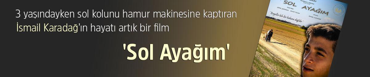 İsmail Karadağ'ın hayatı artık bir film