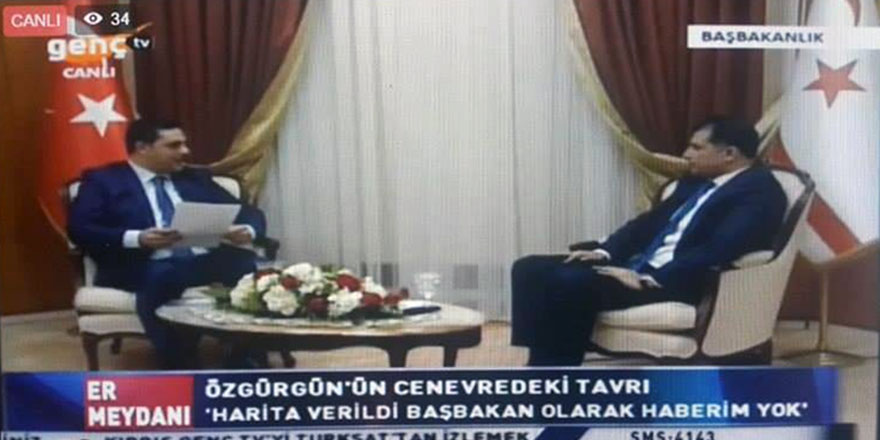 Başbakan Özgürgün'den 'Kıbrıs Müzakereleri' yorumu