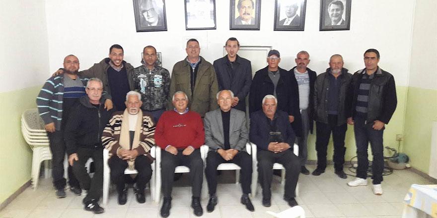 Türkmenköy'de başkan Özadalı