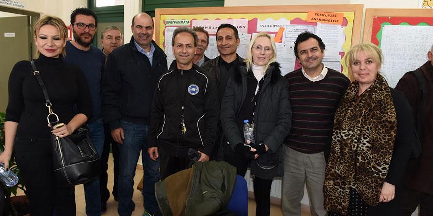 Bu Kez Kıbrıslı Türk öğretmenler Baf'ta misafir edildi