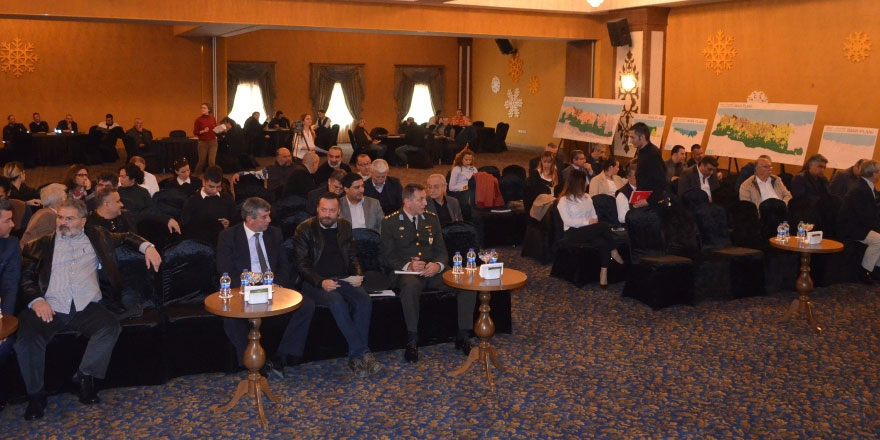 Girne'de vizyon toplantısı yapıldı