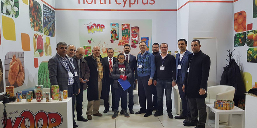 KTSO, 'Fruit Logistica 2017' Fuarına katıldı