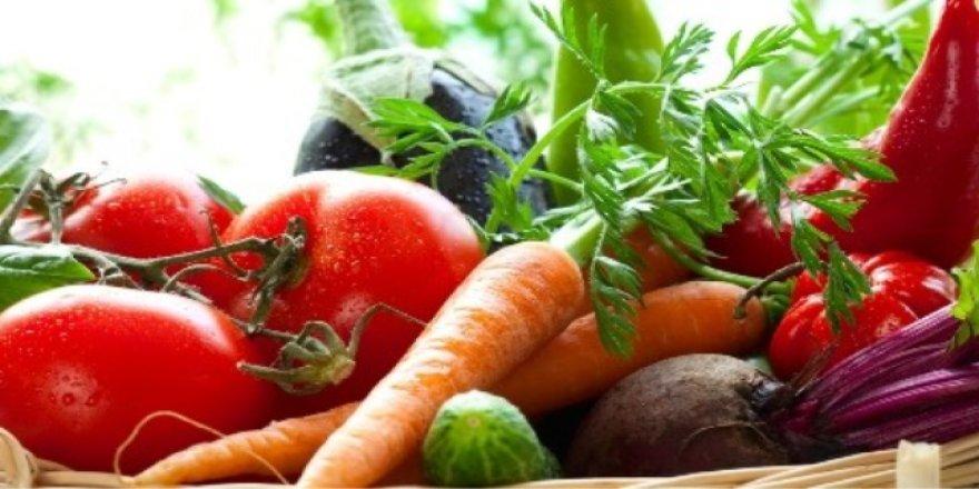 Meyve ve sebzede yine limit üstü kalıntı