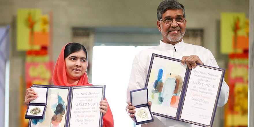 Çalınan Nobel Barış Ödülü bulundu