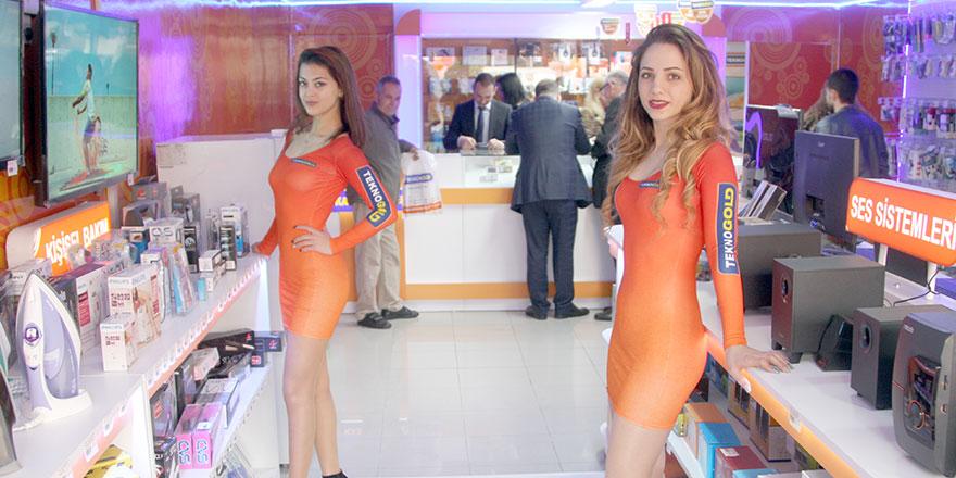 TEKNOGOLD 4. şubesi Güzelyurt'ta açıldı