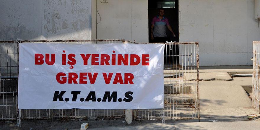 KTAMS ve KAMU-İŞ Motorlu Araçlar Birimi'nde grev yapacak