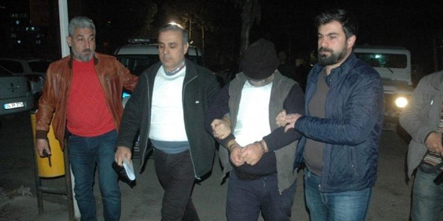 İlker Aydar, Adana'ya gönderildi