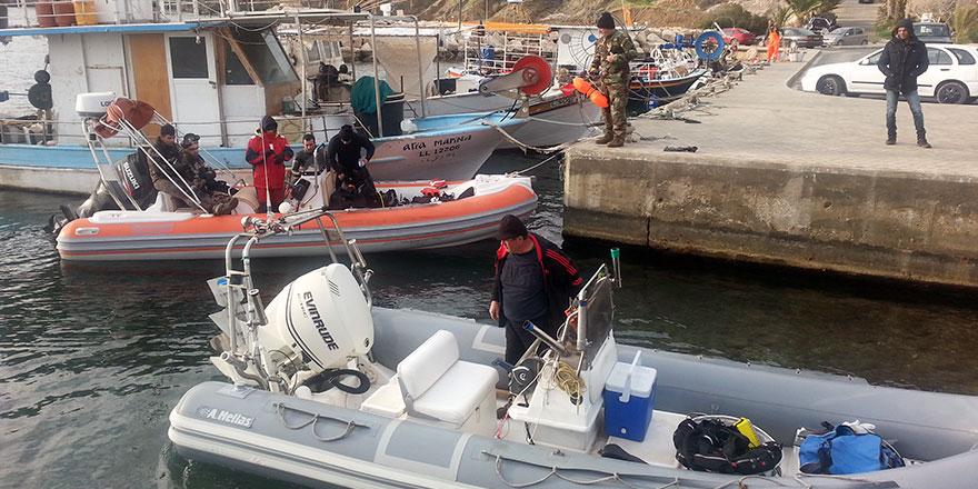 8 bebek, 3 çocuk ile Larnaka'ya ulaştılar