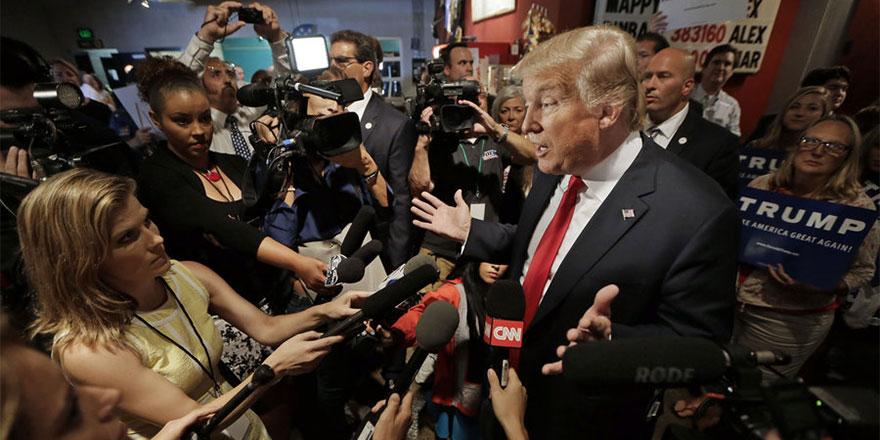 YİNE ABD-TC GERİLİMİ - Trump: Yıkıma uğratırız / Çavuşoğlu: Pabuç bırakmayız