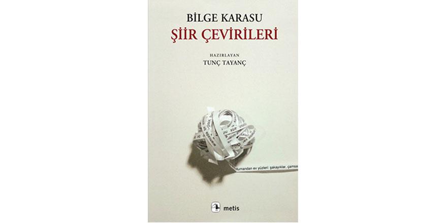 Bilge Karasu'nun Şiir Çevirileri
