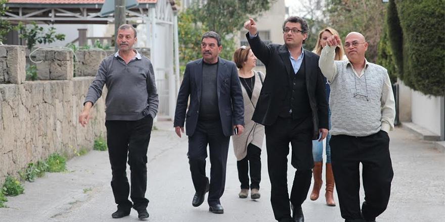 Erhürman Zeytinlik'te vurguladı: Turistler için çekim merkezi olabilir!