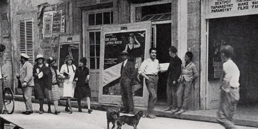 Kıbrıs'ın 89 yıllık görüntüleri ortaya çıktı