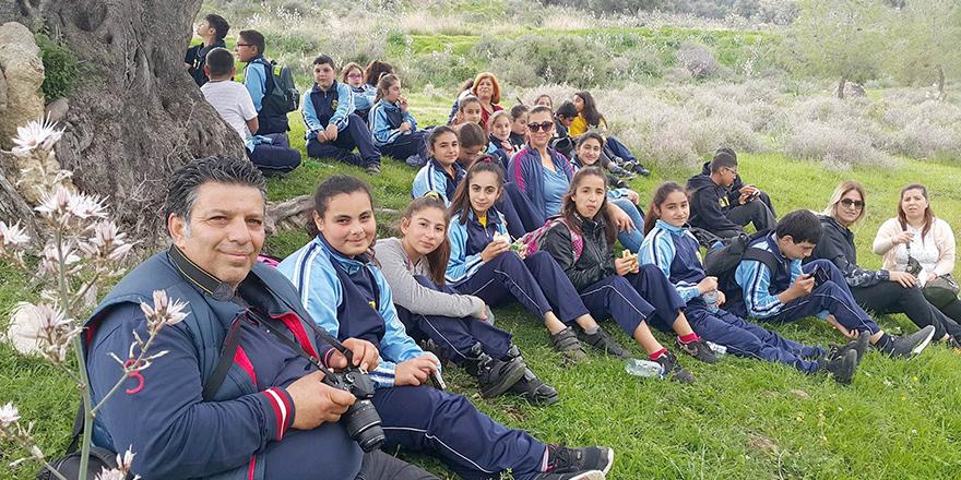Lefke'den Bağlıköy'e kültür gezisi