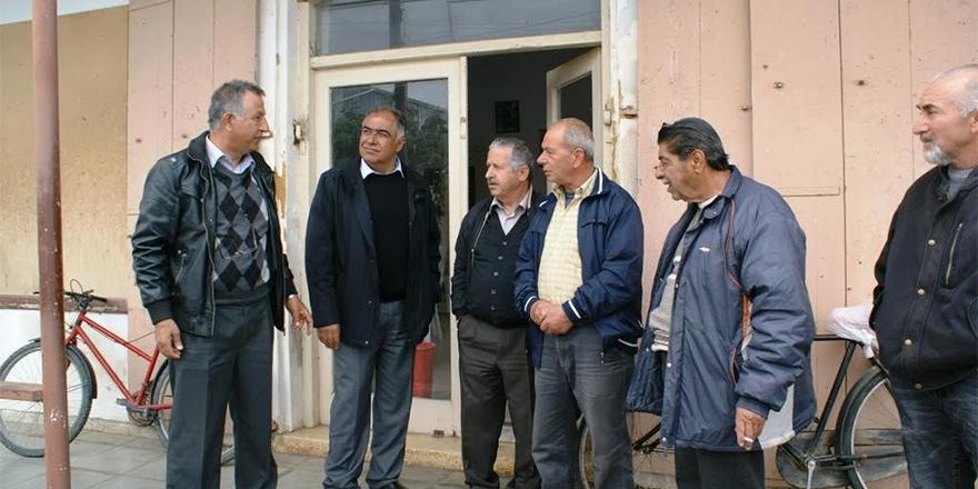 CTP, Yayla köyünde: Halk huzursuz, ölümlerin sebebi araştırılmalı!