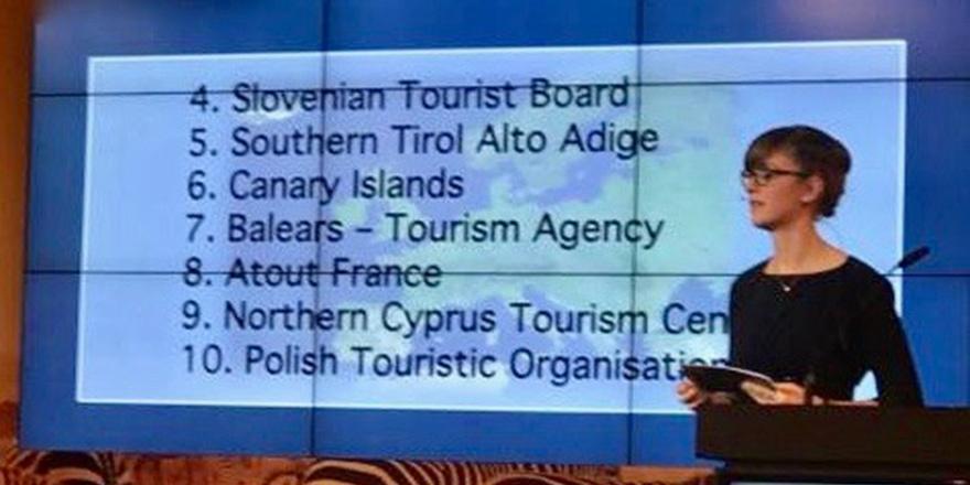 Kıbrıs'ın kuzeyi en iyi ilk 10 stant arasında