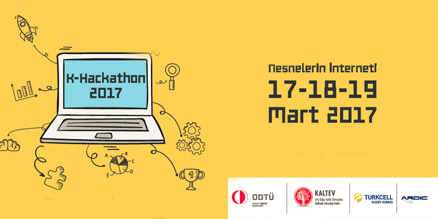 Kuzey Kıbrıs'ta ilk kez: 'Hackathon'la geleceğe bir adım