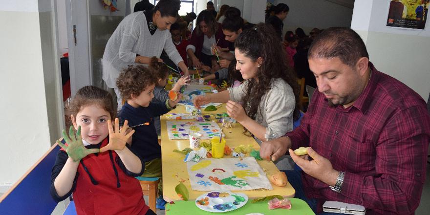 Öğrencilerden yaratıcı okul etkinlikleri