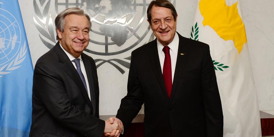 """""""Kıbrıs müzakerelerine başlamaya hazırım"""""""