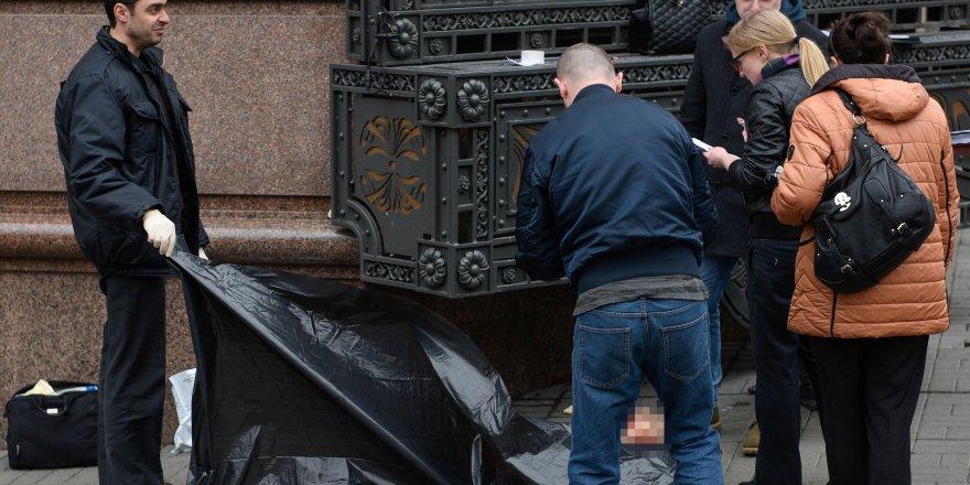 Kiev'de silahlı saldırı; eski milletvekili hayatını kaybetti