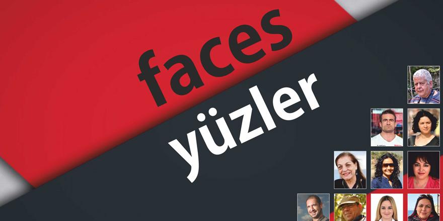 """""""Faces-Yüzler"""" sergisi açılıyor"""