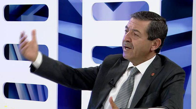 """""""AKINCI'NIN AÇIKLAMASI BÜYÜK TALİHSİZLİK"""""""