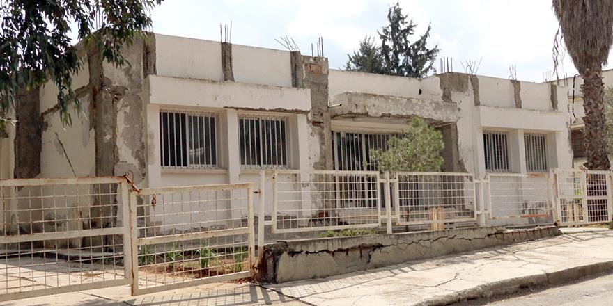 Harabe binalar EVSİZLERE (!)