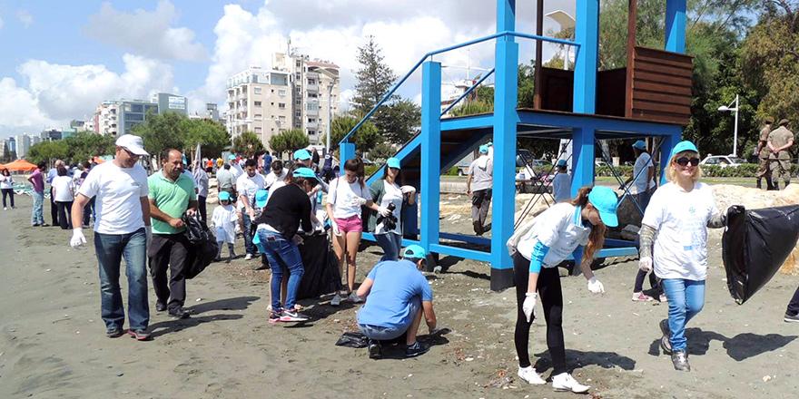 """""""Let's do it Cyprus"""" için 15 bin gönüllü"""