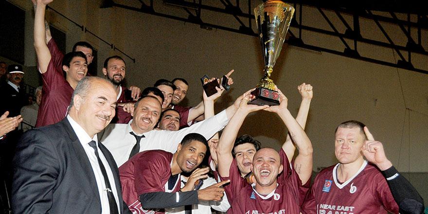 Cumhurbaşkanlığı Kupası YDÜ'nün: 91-82