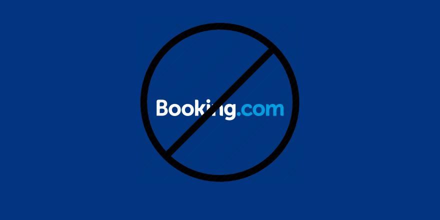Türkiye'nin Booking.com yasağı başladı