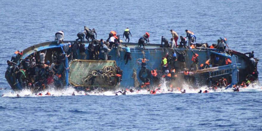 Akdeniz'de yeni facia: 146 KAYIP!