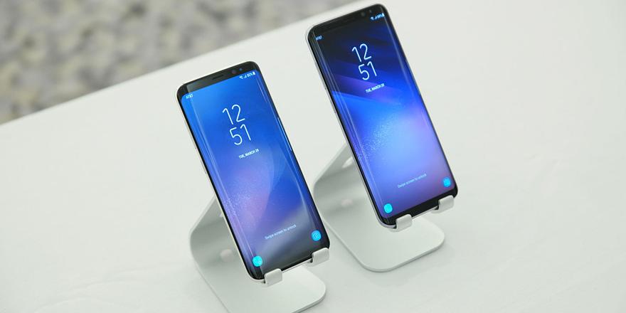 Samsung, Galaxy S8'i tanıttı
