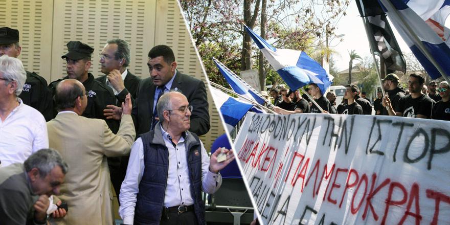 Kiprianu, meclis başkanına şikayet edecek